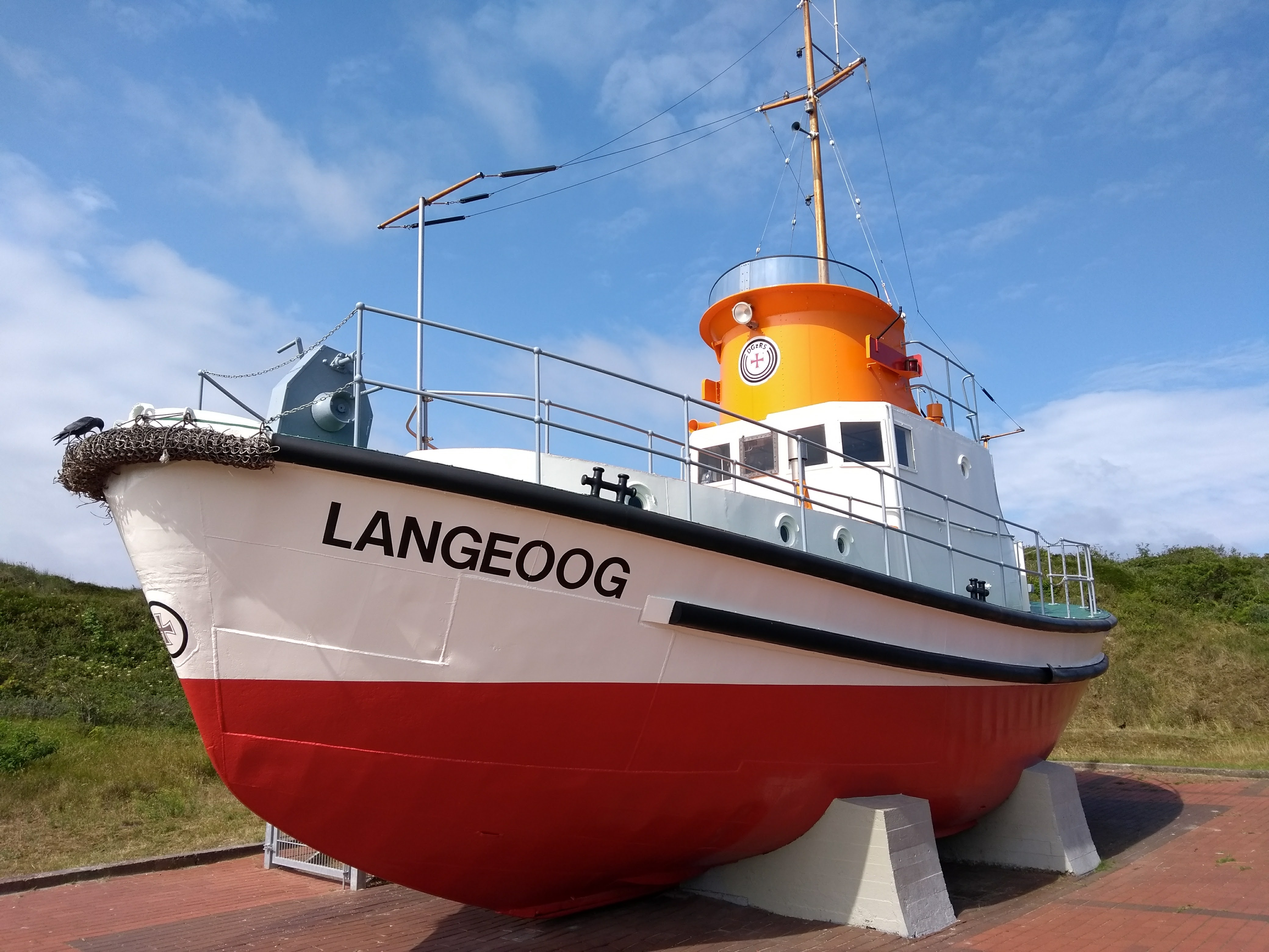 Schiff Langeoog